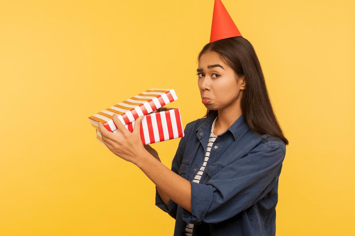 Que faire des cadeaux qui ne nous plaisent pas ?